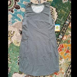 Columbia Green Sleeveless Sport Dress